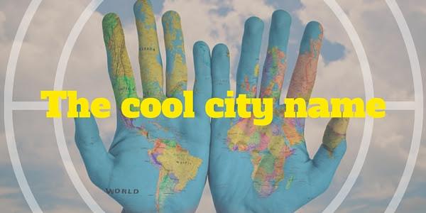 世界の都市-かっこいい