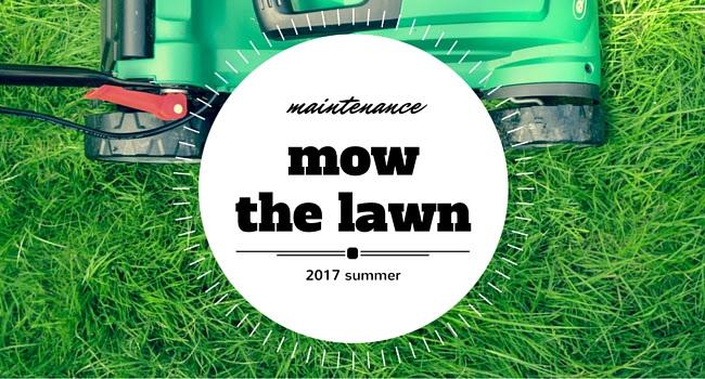 コンパクト-芝刈り機