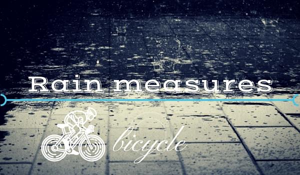 自転車-ポンチョ