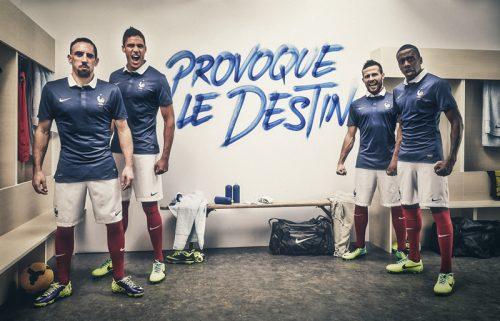 フランス代表-ユニフォーム
