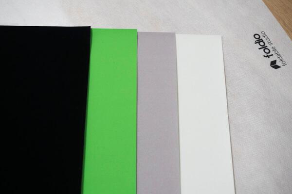 撮影ボックス-台紙