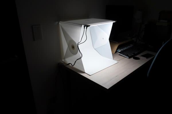 物撮り-ボックス