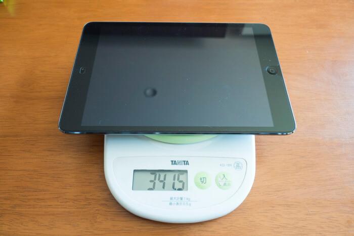 ipad-mini2-重さ