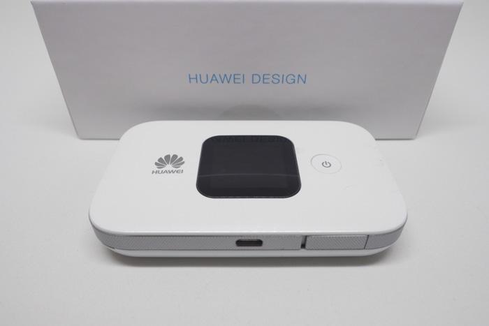 Huawei-モバイルルーター-E5577S