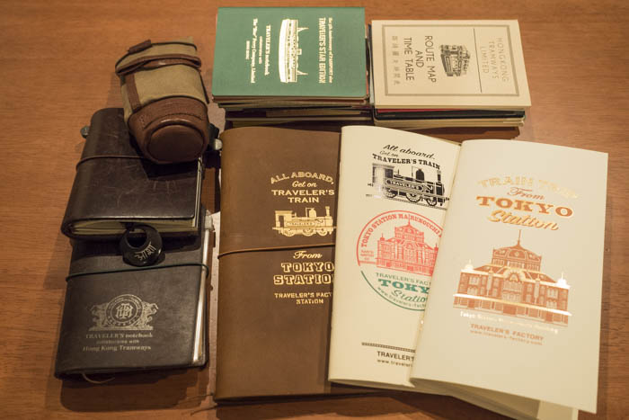トラベラーズノート-コレクション
