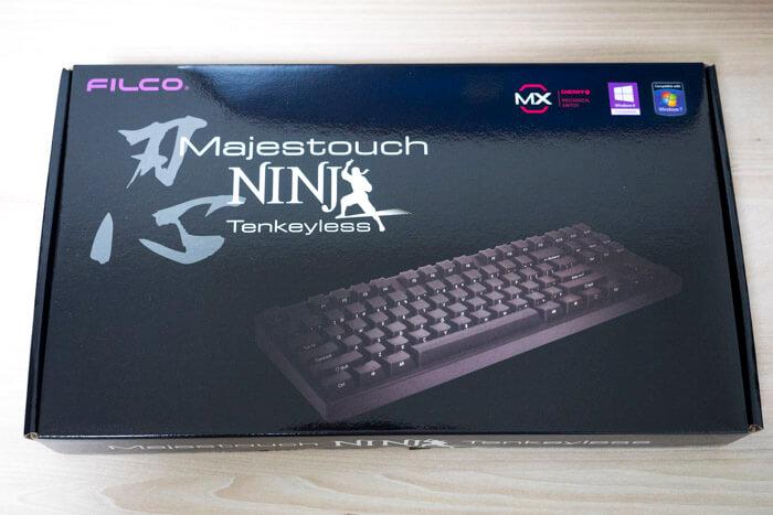 majestouch-ninja-購入