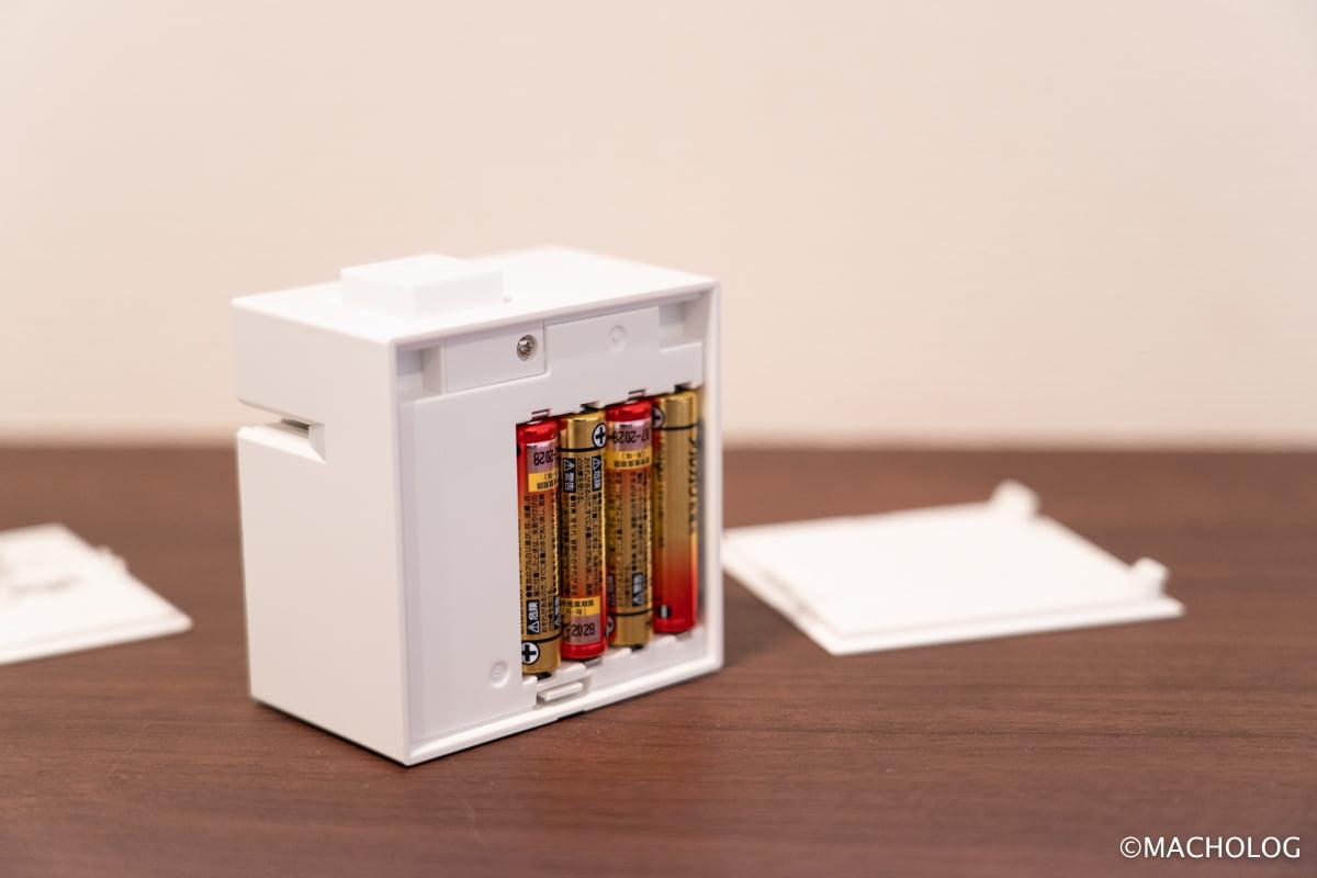 テプラLite-電池